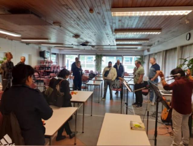 Jesus Outreach Alphen aan den Rijn (26-9-2020)